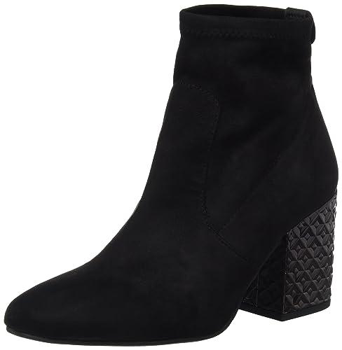 Pedro Miralles 29785, Botines para Mujer, Negro (Black), 40 EU: Amazon.es: Zapatos y complementos