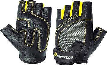 Silverton Fitness Handschuhe Lady: : Sport & Freizeit