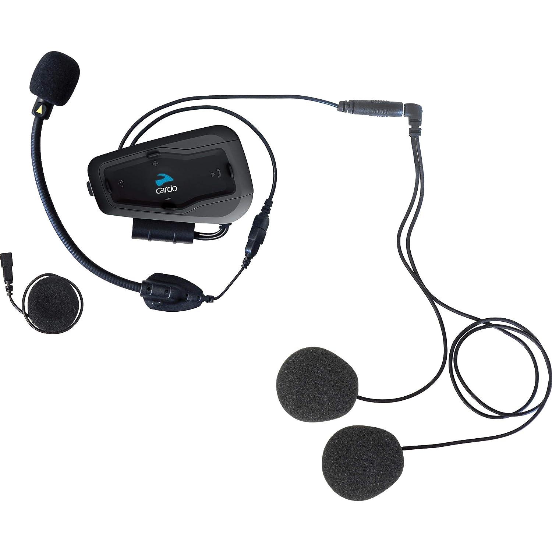 Intercom Cardo Freecom 1 Single Bluetooth Moto 2 Voies