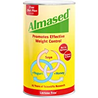 Almased SOYA, Yogurt and Honey Meal Replacement for Weight Loss Lactose Free, 500 g