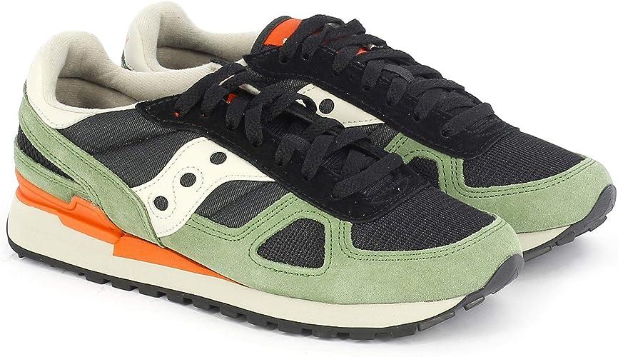 sempre più Male Tagliato fuori  Saucony Sneaker Jazz in Light Grey Suede and Nylon: Amazon.co.uk: Shoes &  Bags