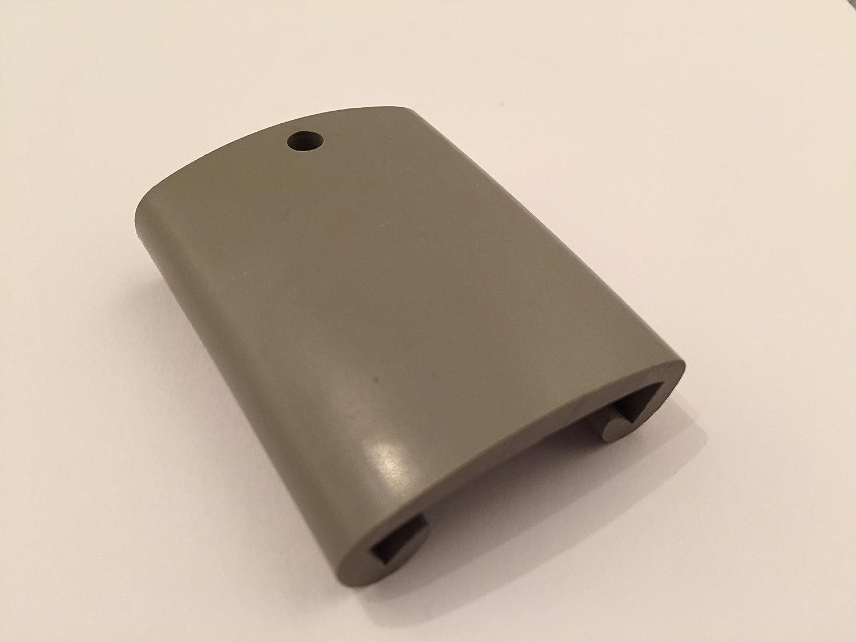 1m PVC Kunststoffhandlauf Handlauf Treppenhandlauf 40x8 mm Gummi Gel/änder 40 x 8, buche
