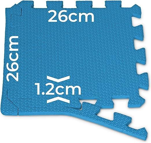 12-48tlg Bodenschutzmatten Set Unterlegmatten Schutzmatten Un