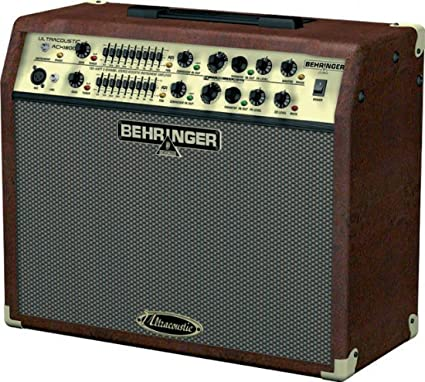 Behringer Acx1800 - Amplificador