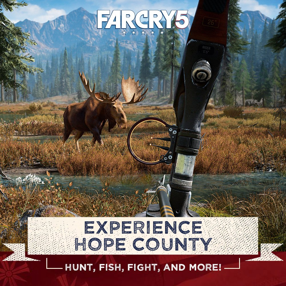 Far Cry 5 Deluxe Edition - Xbox One [Digital Code] < Games