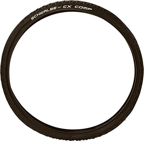 50-559 Schwalbe CX Comp Active Wired Tyre with Kevlarguard SBC 620 g Black - 26 x 2.00 Inches