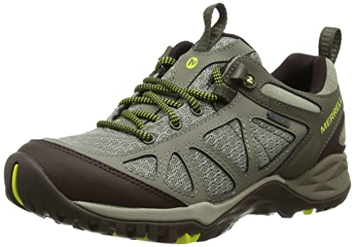 228daf386e729 Merrell Women's Siren Sport Q2 Gtx Low Rise Hiking Boots, Green (Dusty  Olive)