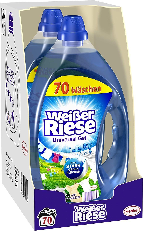 [amazon.de] Waschmittel zu Spitzenpreisen – 0,07€ pro Waschgang
