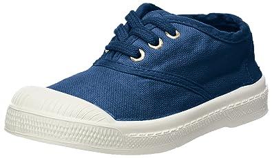 4be2e1aad7e8c6 Bensimon Unisex Kids' Tennis Lacets Trainers, Blue (BLEU 0532) 8.5UK Child