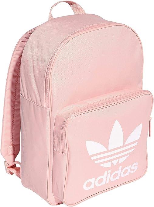 geschickte Herstellung speziell für Schuh bestbewertet Adidas BP Classic Trefoil Backpack Rucksack (dust pink, one ...