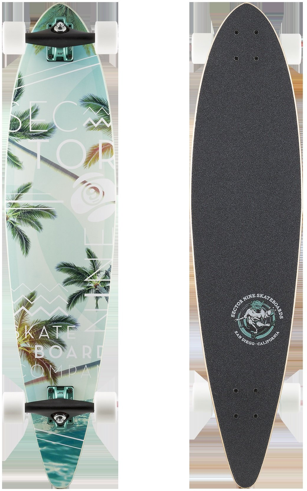 Sector 9 Unisex TROPICS LEDGER COMPLETE, OS by Sector 9