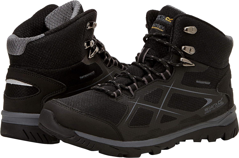Regatta Kota Mid Men/'s High Rise Hiking Boots