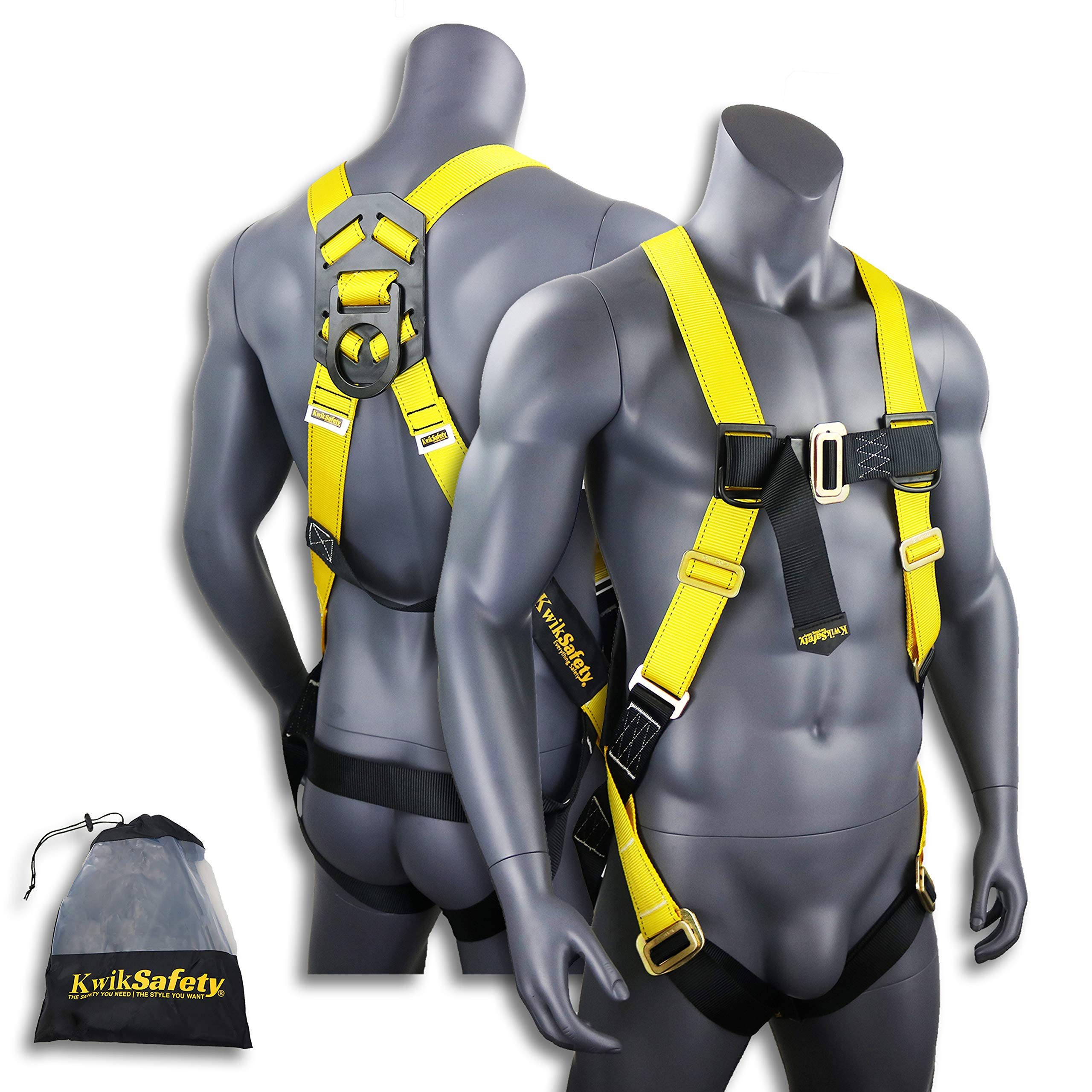 Best Rated in Fall Arrest Safety Harnesses & Helpful Customer ...