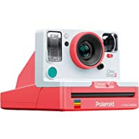 Polaroid Originals OneStep 2 Viewfinder i-Type Instant Camera (Coral) + Polaroid Originals Photo Box