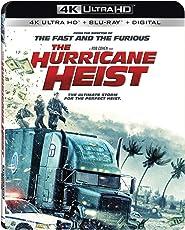 Hurricane Heist, The [Blu-ray];ETS
