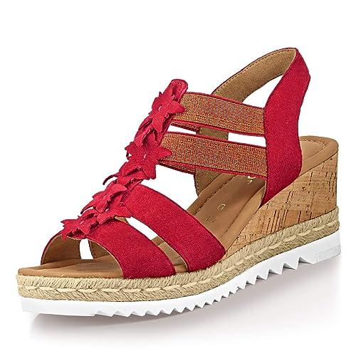 heiße Angebote außergewöhnliche Auswahl an Stilen neue auswahl Gabor Tunis Women's Classic Sandal Pink: Amazon.co.uk: Shoes ...