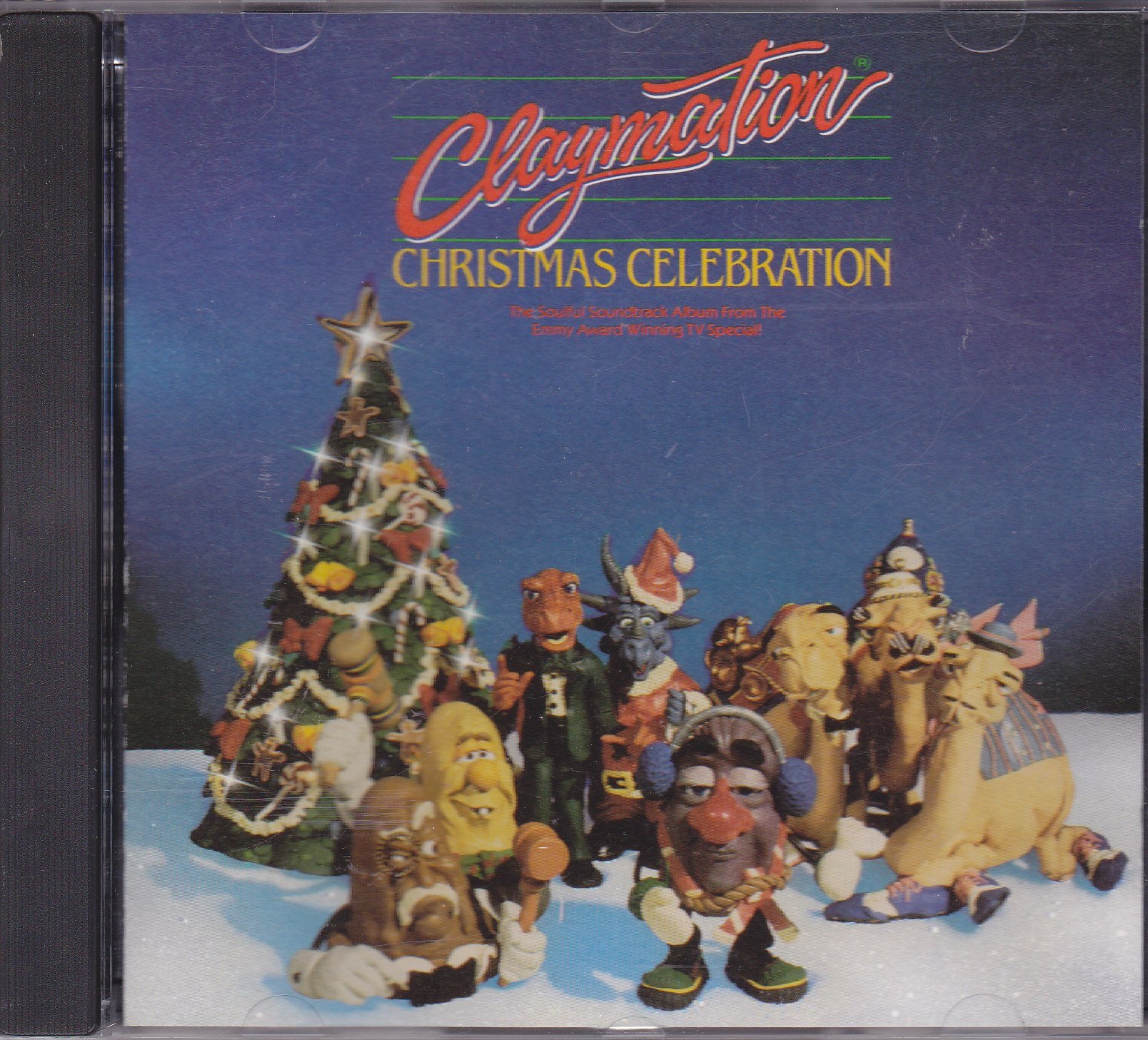 Claymation Christmas Celebration