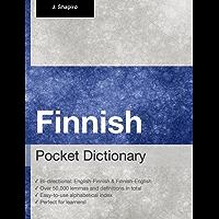 Finnish Pocket Dictionary (English Edition)