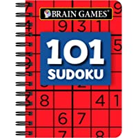 Mini Brain Games 101 Sudoku