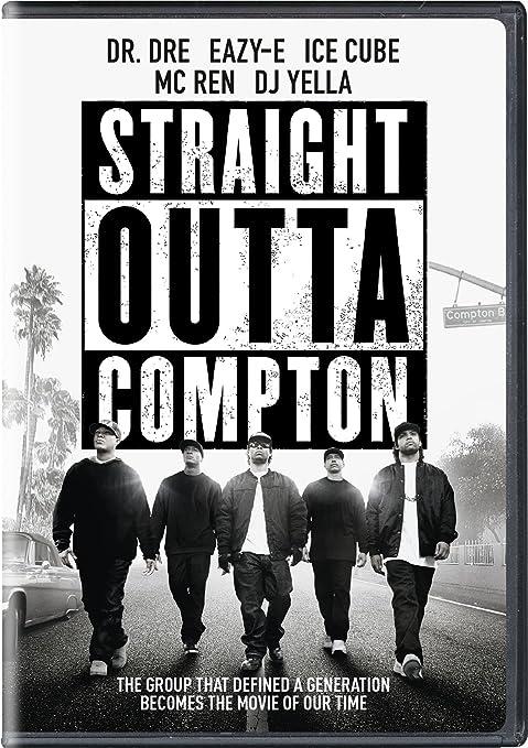 amazon com straight outta compton dvd o shea jackson corey