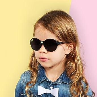 12-30 Months 100/% Unbreakable Ki ET LA Sunglasses for Babies Jokaki Style