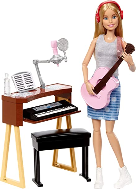 Red Barbie Professional Keyboard More Colors
