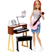 Barbie - (Mattel Fcp73) Müzisyen