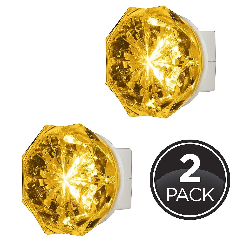 GE Jewel LED Night Light, 2 pk.