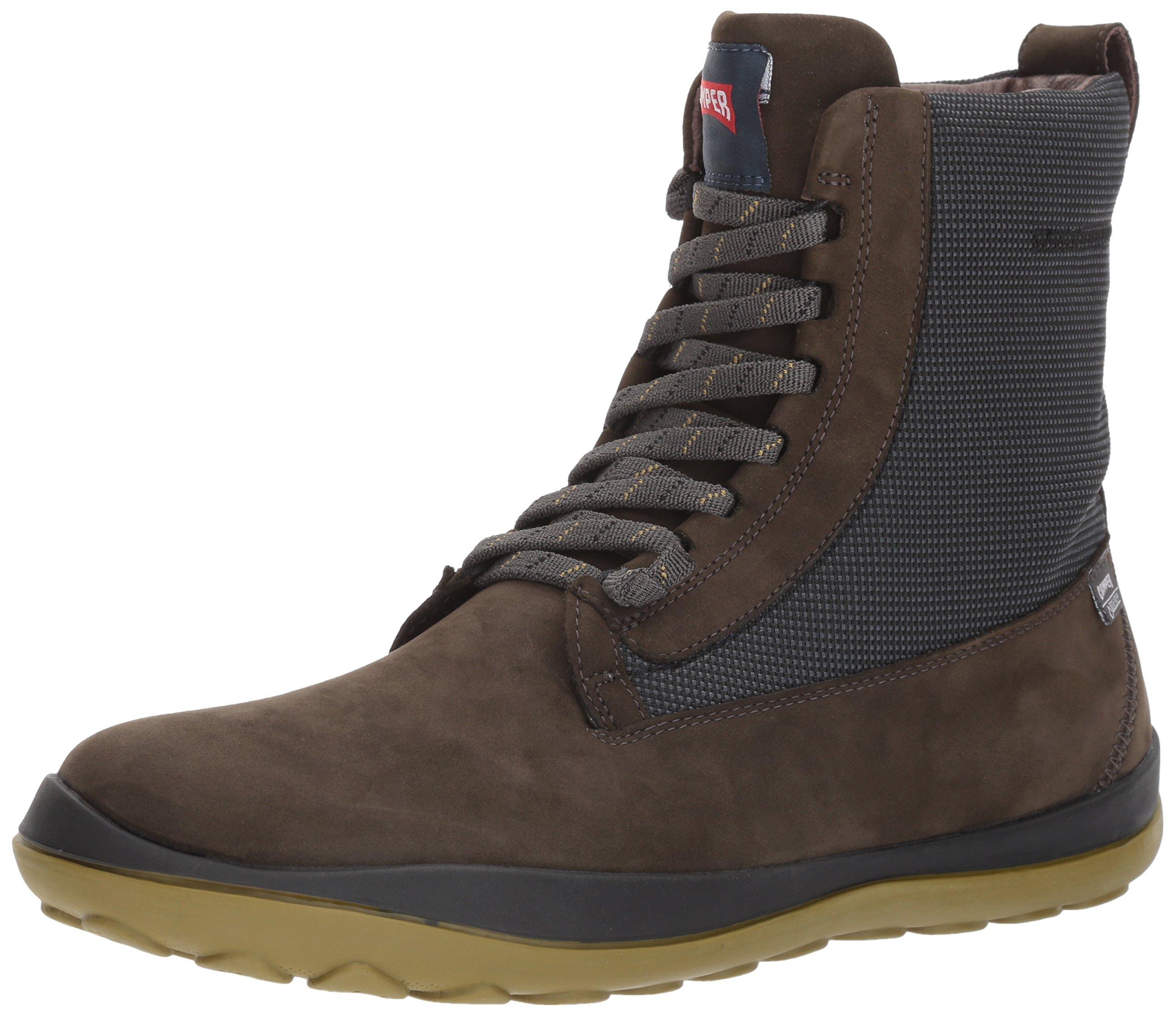 Camper Men's Peu Pista 36605 Snow Boot, Green, 43 M EU (10 US)