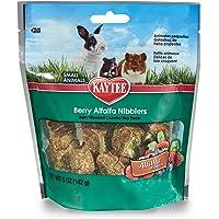 Kaytee KY00828 Alfalfa Nibblers Berry Premios para Mascotas, 5 onzas