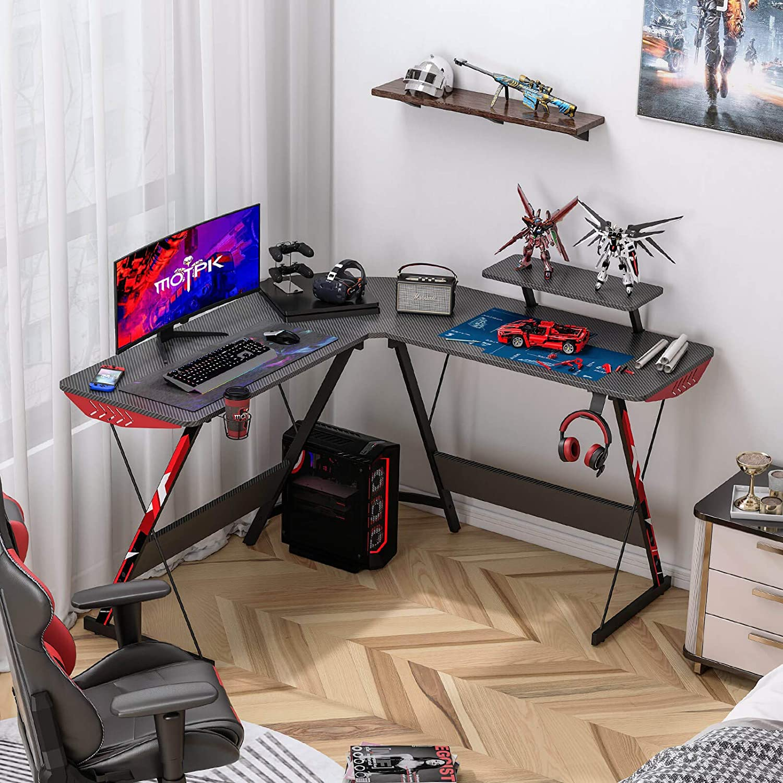 Ultimate Top 5 L Shaped Gaming Desk
