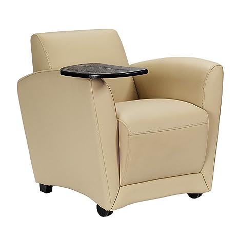 Amazing Amazon Com Mayline Santa Cruz Mobile Leather Lounge Chair Ibusinesslaw Wood Chair Design Ideas Ibusinesslaworg
