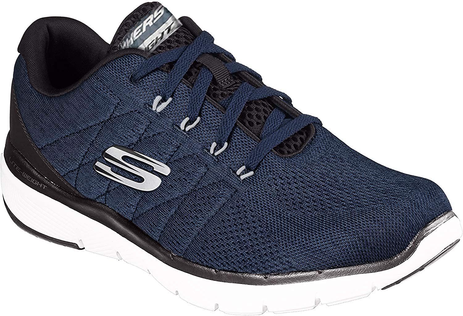 Skechers Flex Advantage 3.0 Jection, Scarpe Sportive Indoor Uomo
