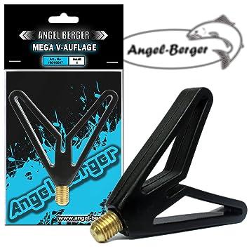 Angel Berger Butt Grip Fluo Rutenauflage