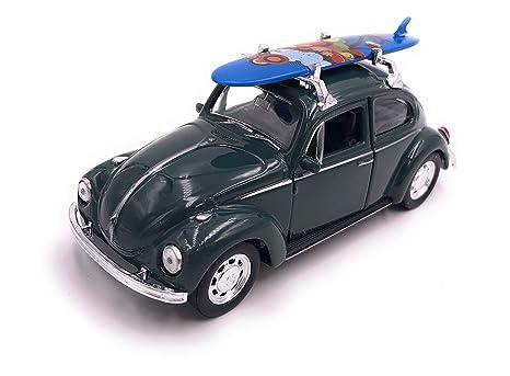 H-Customs - Maqueta de Escarabajo con Tabla de Surf (Escala 1:34