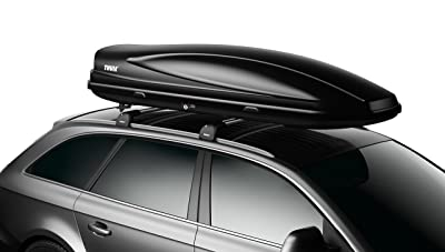 Thule Force Cargo Box, Black