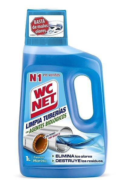Wc Net - Limpiatuberias - 1000 ml: Amazon.es: Alimentación y bebidas