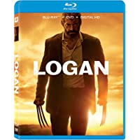 Logan on Blu-ray + DVD + Digital HD