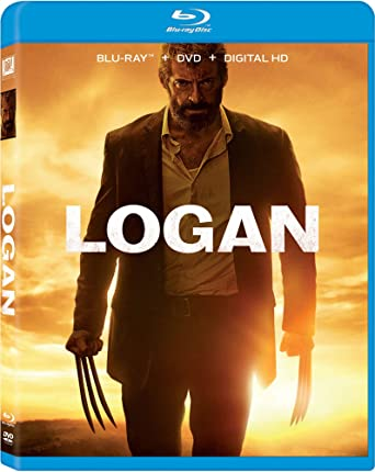 Logan blu-ray amazon