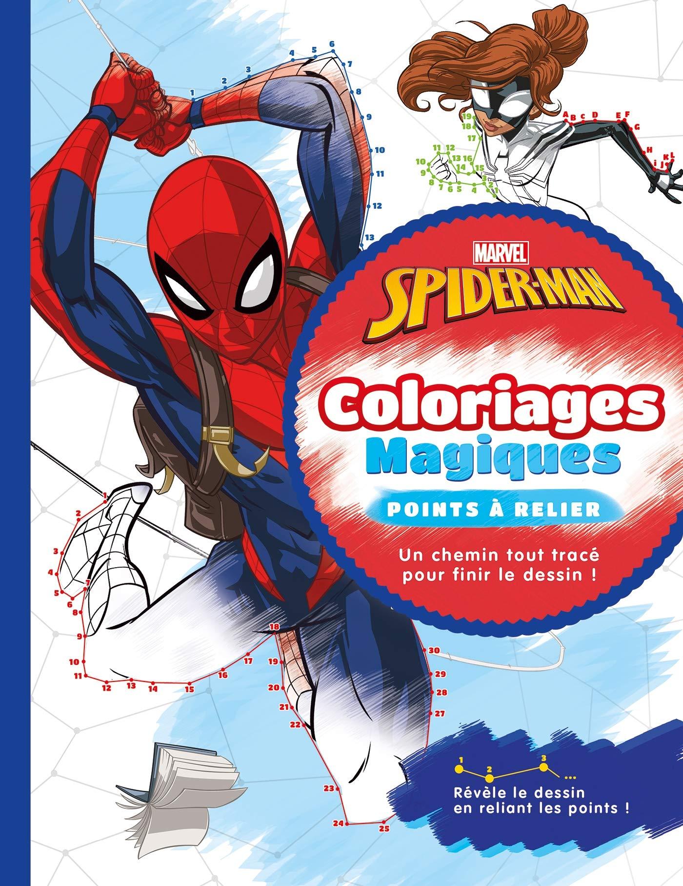 Spider Man Dessin - Dessin et Coloriage