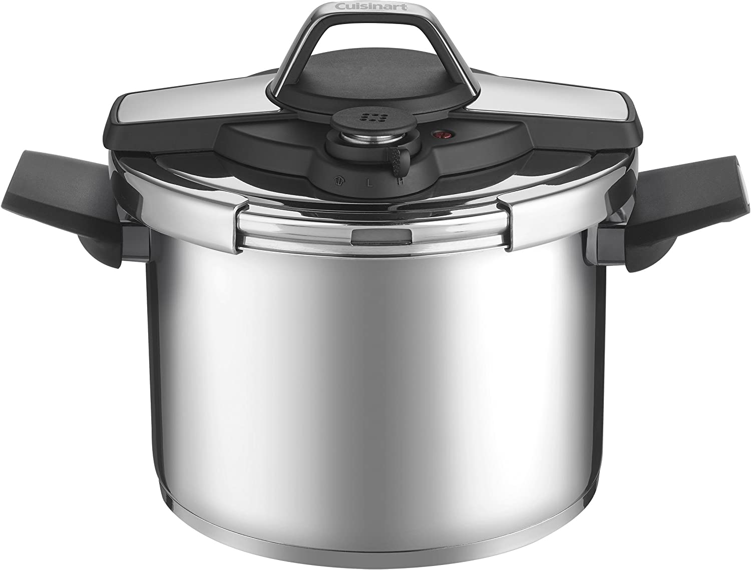 Cuisinart Professional Collection Stainless Pressure cooker, Medium, Silver