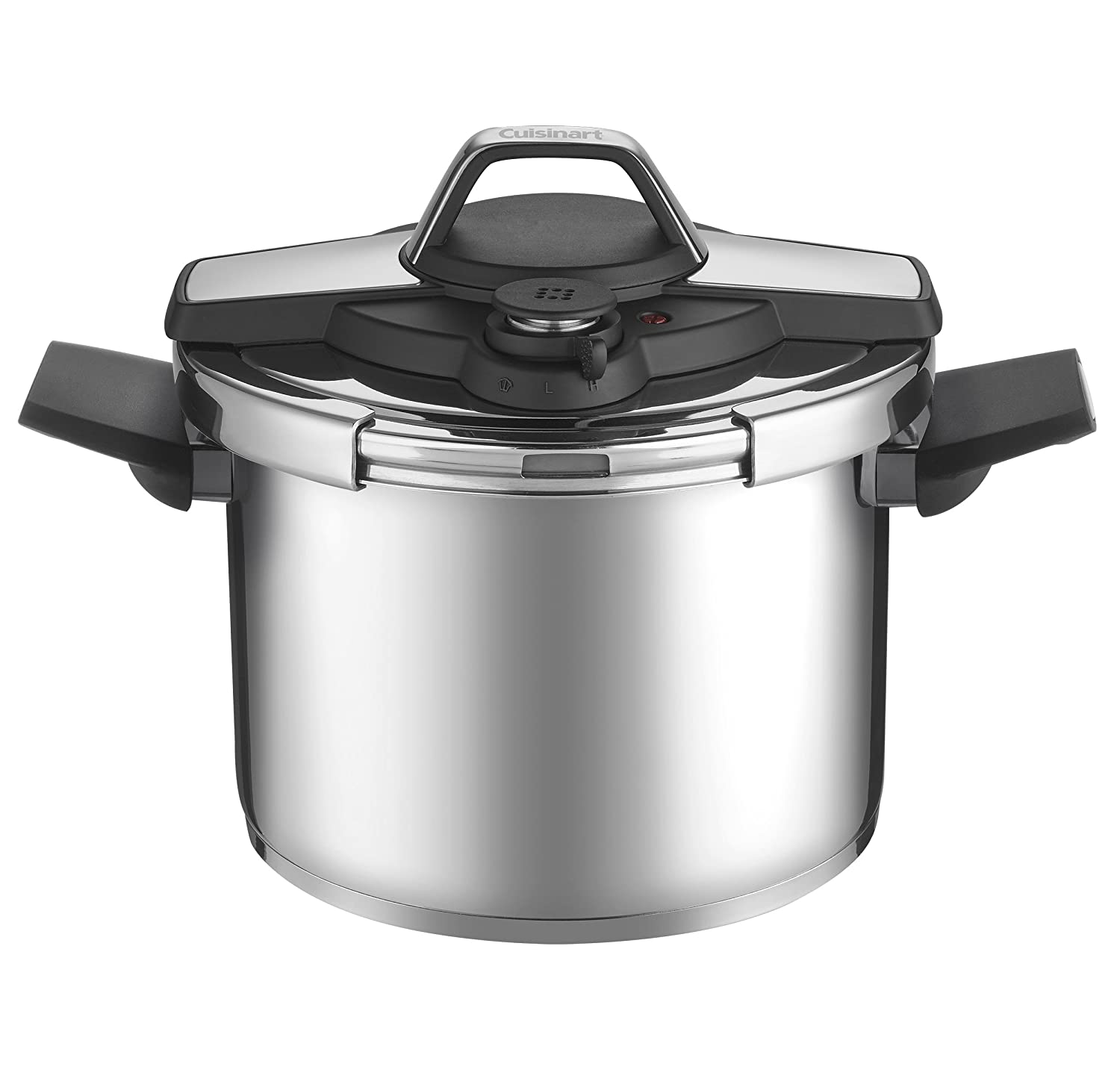 Cuisinart CPC22-6 Professional Collection Stainless Pressure cooker Medium Silver