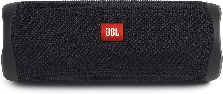 JBL FLIP 5 Waterproof Portable Bluetooth Speaker - Black [New Model]