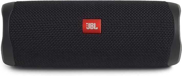 JBL FLIP 5 - Waterproof Portable Bluetooth Speaker - Black (New Model)