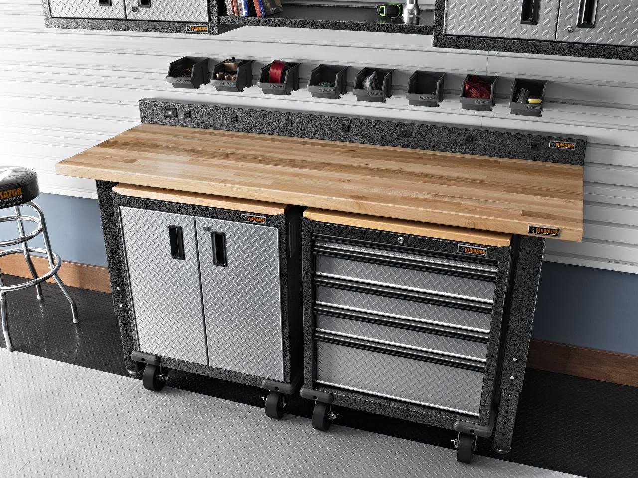 res ultrahd workbench bench s ebay top heavy work adjustable height duty itm wood