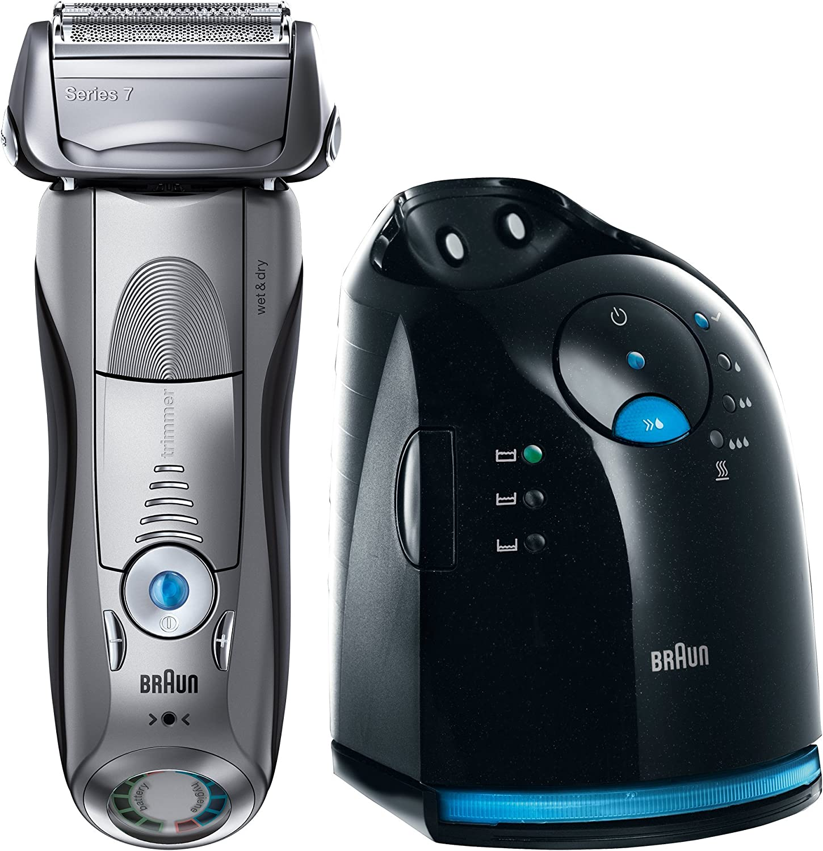 Braun Series 7 799cc-7 Wet&Dry - Afeitadora eléctrica de láminas ...