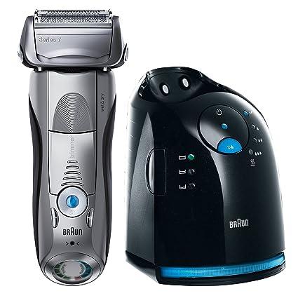 Braun Series 7 799cc-7 Wet Dry - Afeitadora eléctrica de láminas para hombre  (material a404a4d68150