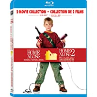 Home Alone / Home Alone 2: Lost In New York Double Feature (Bilingual) [Blu-ray + Digital Copy]