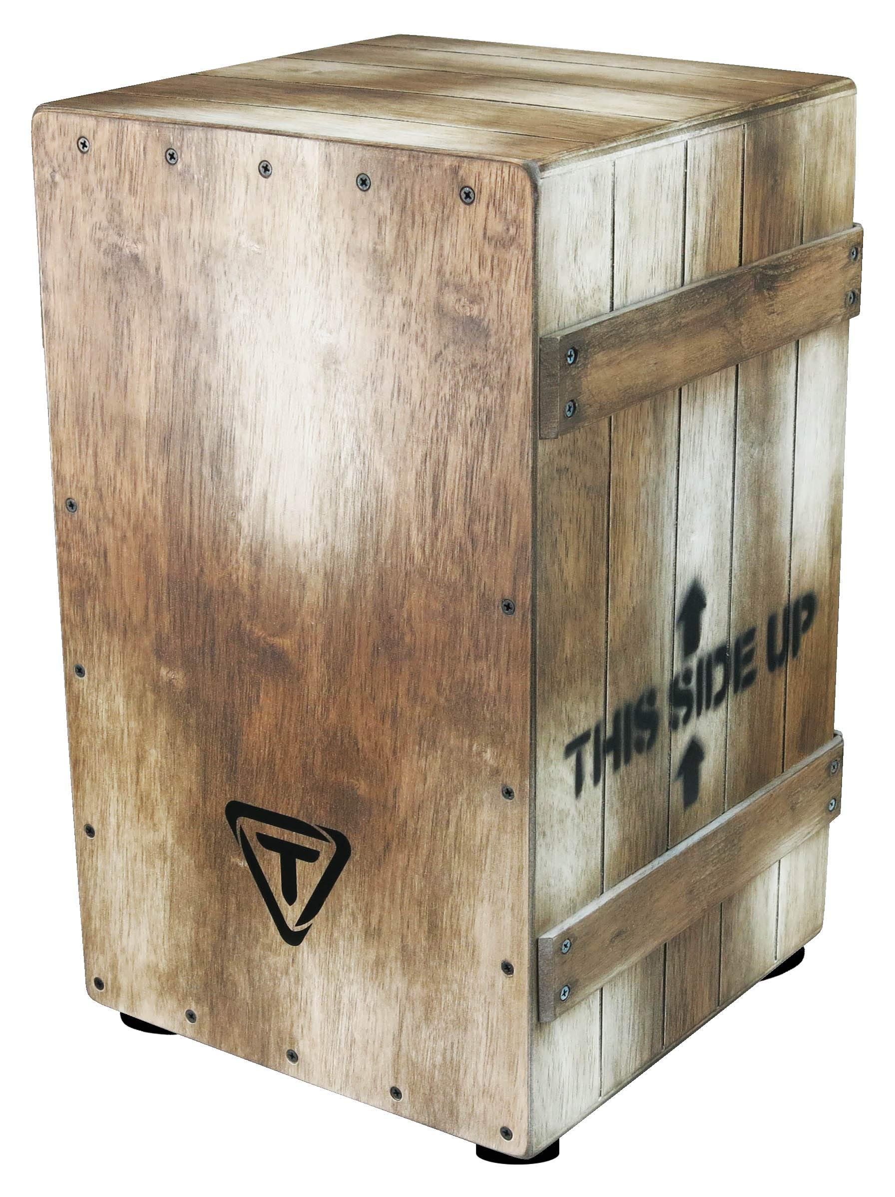 Tycoon Percussion TK2GCT-29 2nd Generation 29 Series Crate Cajon