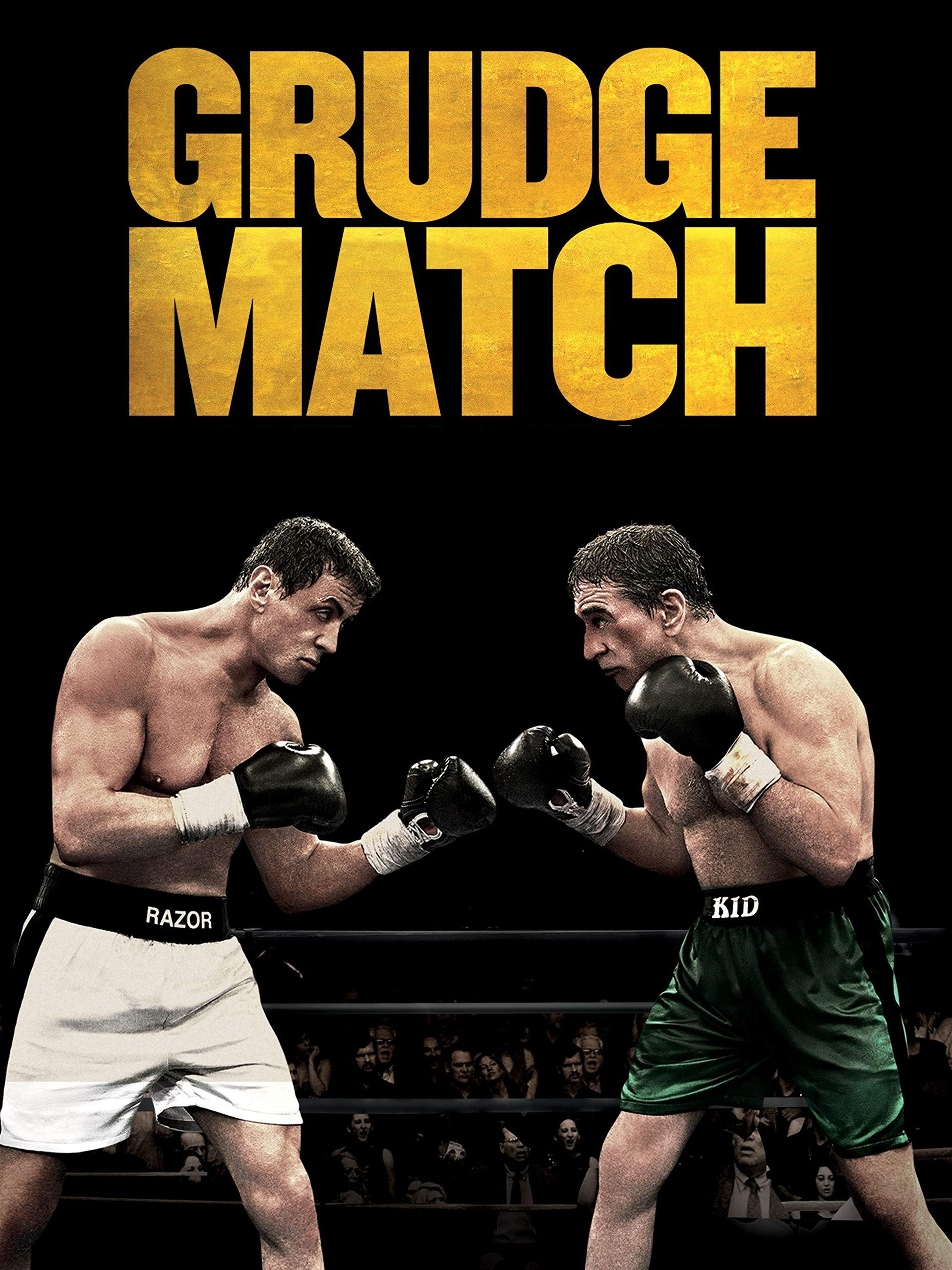 Grudge Match on Amazon Prime Video UK